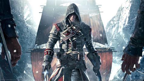 Kaos Fullprint Assassin S Creed un portage de assassins creed rogue sur ps4 et xbox one