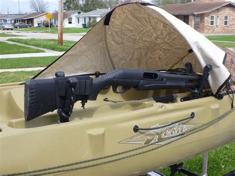 duck boat gun carrier share gun rack for duck boat free topic