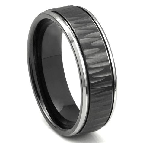 Tungsten Ring Wedding by Tungsten Wedding Ring Sets Newhairstylesformen2014