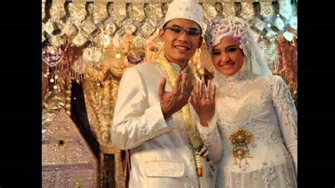 Gaun Keren gaun pengantin muslimah
