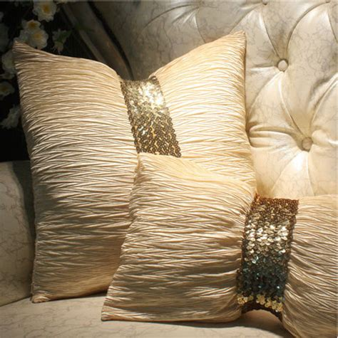 S V European Luxury Fashion Decorative Throw Pillows Luxury Throw Pillows For Sofas