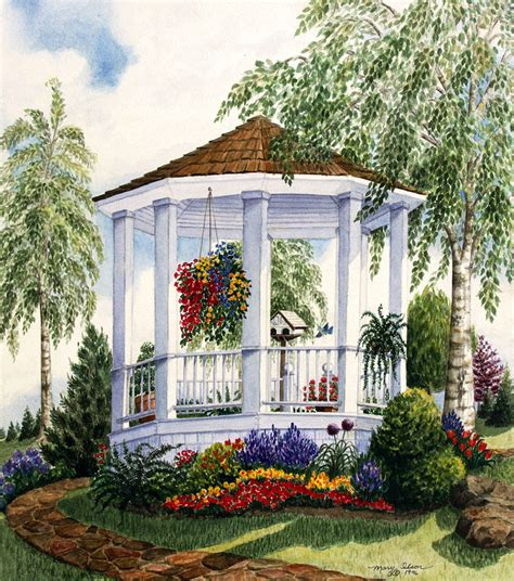 gazebo in garden garden gazebo pictures photos and images for