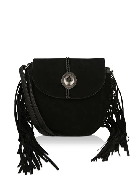 New Look Sling Bag buy new look western buckle fringe saddle bag for