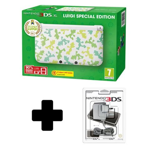 Special Edition Hori Casing New 3ds Xl nintendo 3ds xl luigi special edition nintendo uk store