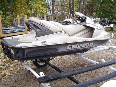 sea doo boats for sale indiana sea doo gtx 4 tec supercharged boats for sale in indiana
