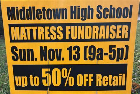 Mattress Sales Ct by Middletown High School 2016 Mattress Sale In Middletown
