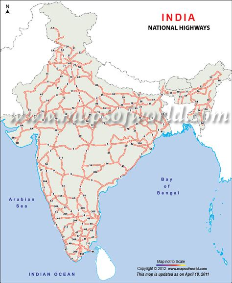 printable road map of india india road map road map of india