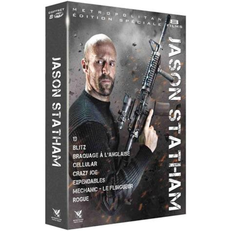 film guerre jason statham coffret jason statham 8 films dvd bluray dvd action