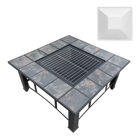 Pit Grill Table by Outdoor Pit Bbq Table Grill Table Buy
