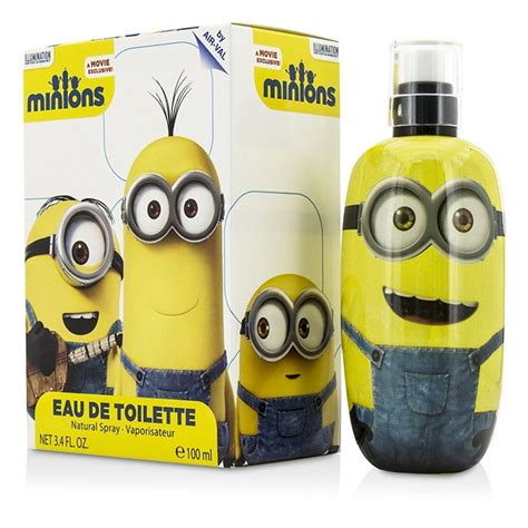 Airval International Minions Pouch Gift Set air val international minions edt spray fresh