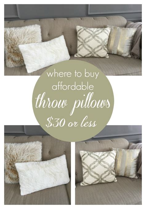 Where To Buy Throw Pillows by Decorative Throw Pillows For 30 Construction2style