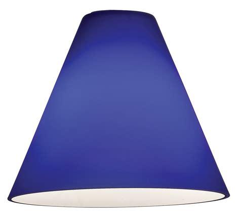 blue glass l shade the cobalt blue store cobalt blue lighting ls