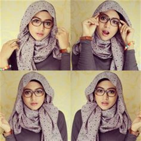 simple hijab tutorial great for glasses 1000 images about hijab with glasses on pinterest