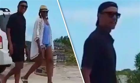 necker island obama obamas forget immigration ban fears as they holiday with