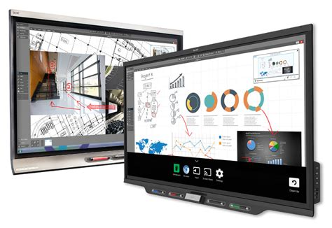 smart technologies interactive displays for business smart technologies