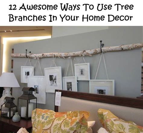 17 best images about tree branch decor on