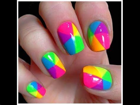 imagenes de uñas pintadas muy bonitas bonitas u 241 as decoradas youtube