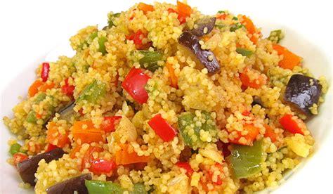 como cocinar vegetales cous cous con verduras