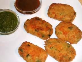 Vegetable cutlets manjula s kitchen indian vegetarian recipes