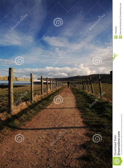Lone Walker lone walker stock photography cartoondealer 23401124