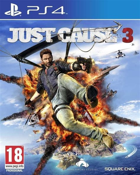Dijamin Ps4 Just 2017 New ps4 playstation 4 just cause 3 day 1 edition brand new