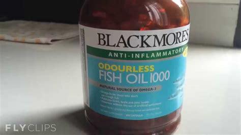 Minyak Ikan Blackmore jual minyak ikan blackmores odourless fish 1000mg