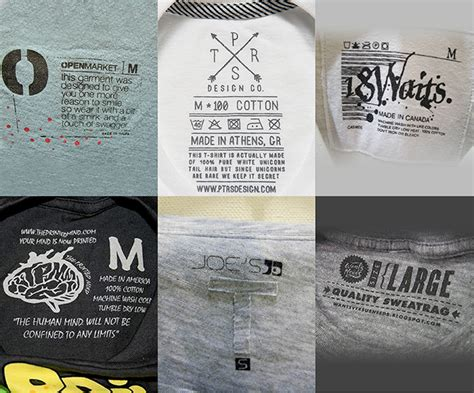 design t shirt labels why add custom labeling to your t shirts download t