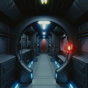 Online Interior Design Jobs From Home spaceship interior c hd 3d model obj fbx blend mtl