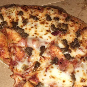 Beef Pizza Medium domino s pizza 56 reviews pizza 241 rockaway pkwy ny united states