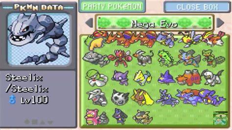 pokmon rojo fuego y 8467925124 mega evoluciones en pokemon rojo fuego pok 233 mon en espa 241 ol amino