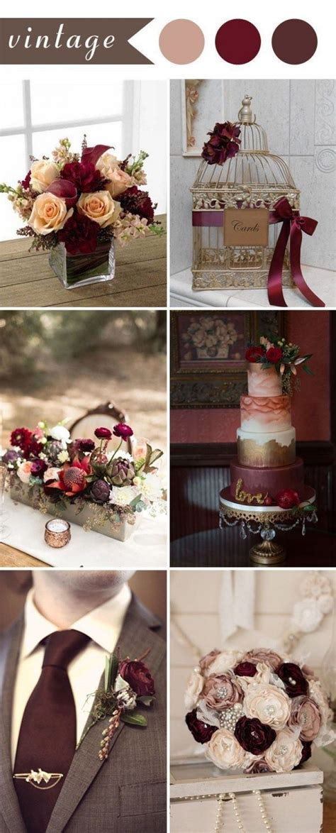 31 stunning maroon and silver wedding decorations wedding inspirations burgundy wedding