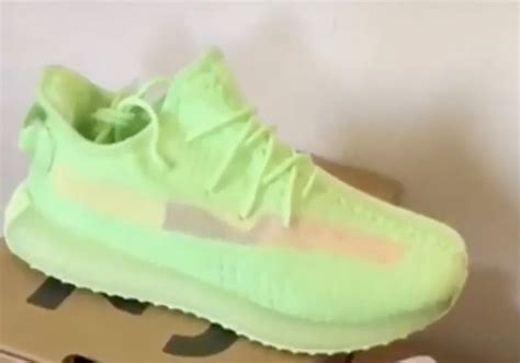 Adidas Yeezy 350 Neon by Adidas Yeezy 350 700 V2 2019 Neon Copper Static Sneakerfiles