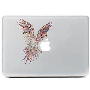 Cool Decals Cool Ethnic Eagle Stickers Vinyl Decal Laptop Skins Case