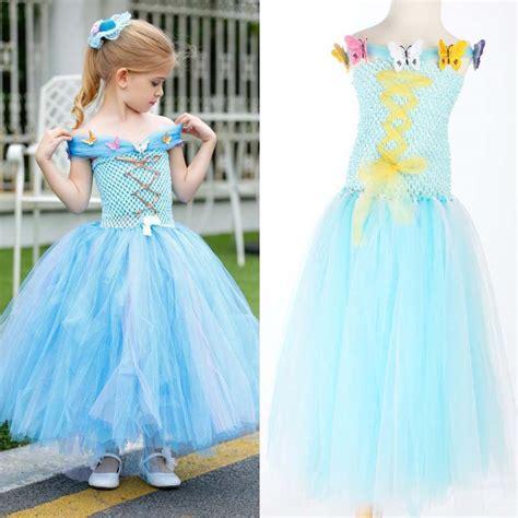 Dress Anak Princess Tutu Cinderella Sale Diskon fluffy flower princess dress cinderella design tutu dress pageant wedding bridesmaid