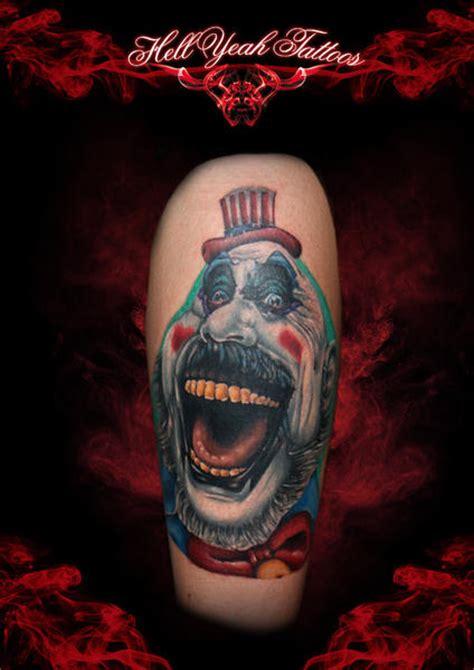 new school clown tattoo creepy funny clown new school tattoo by hellyeah tattoos
