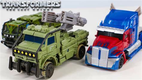 transformers hound truck transformers 5 tlk autobot voyager hound optimus prime aoe