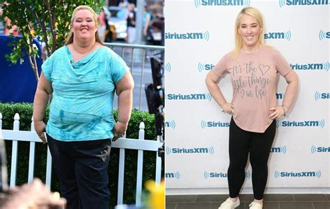 How Did Shed All That Weight here s what june did to lose all that weight