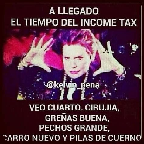 Income Tax Meme - income tax chistes en espa 241 ol dominican jokes