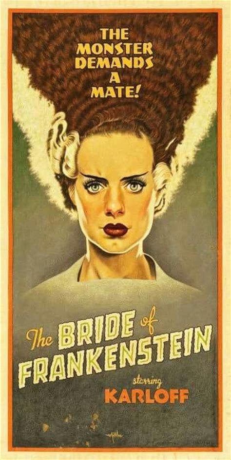 httppimpandhost com quot the bride of frankenstein quot arthur k miller artist