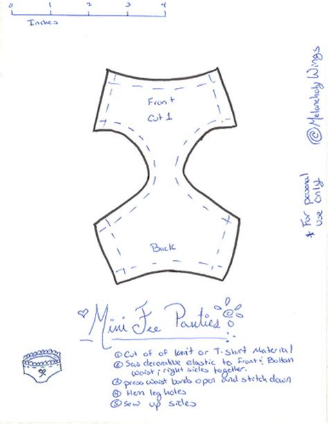 simple underwear pattern mnf panty pattern simple pattern for making knickers for