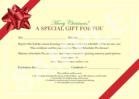 homemade voucher template certificatetemplategiftcom
