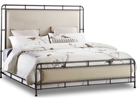 king size panel bed hooker furniture studio 7h rustic chic king size panel bed