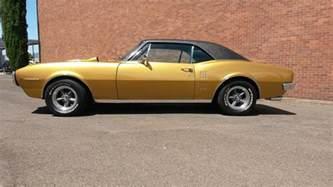 67 Pontiac Firebird 400 1967 Pontiac Firebird 400 2 Door Coupe 154769