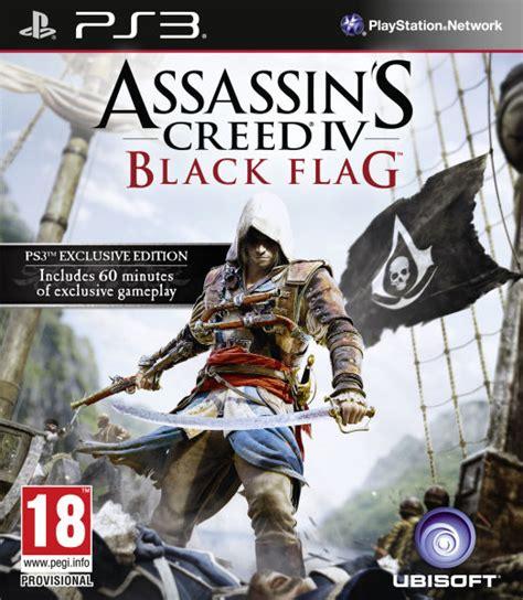 assassins creed iv black flag playstation 4 ign assassin s creed 4 black flag ps3 zavvi com