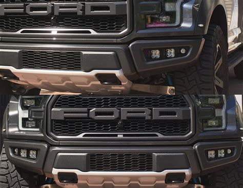 ford raptor fog light kit 2017 ford raptor lights 2017 ford f150 svt raptor fog light