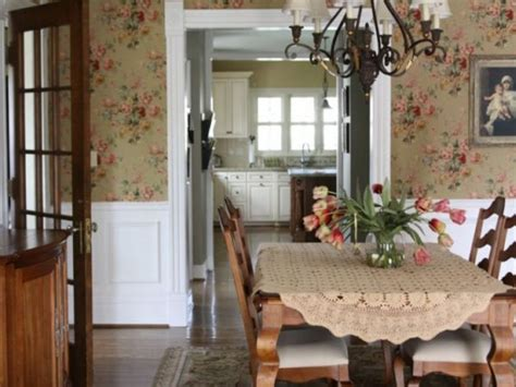 cottage style dining room decorating ideas small country