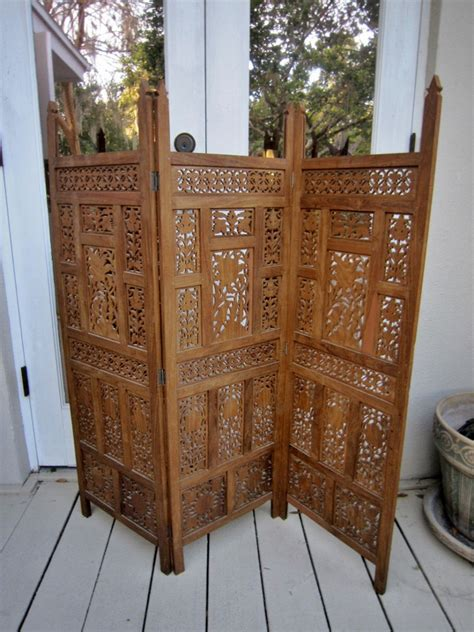 Folding Screen Room Divider Jeco Antique White Venetian Room Dividing Screens
