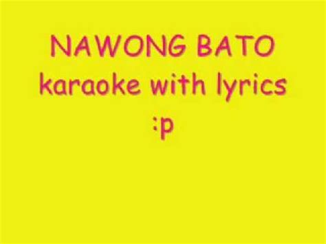bisaya version lyrics pusong bato bisaya version karaoke with lyrics