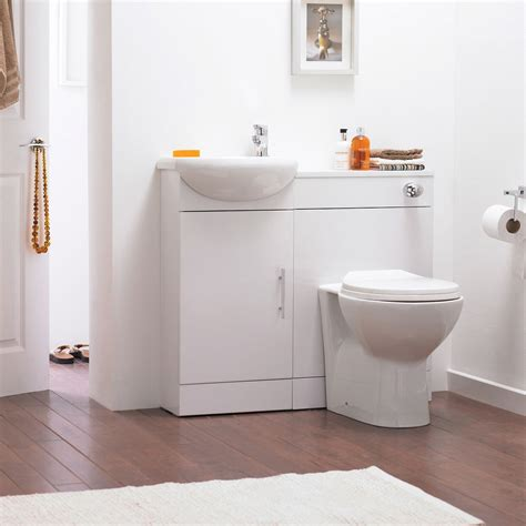 cloakroom bathroom furniture lauren sienna cloakroom gloss white furniture pack sie001