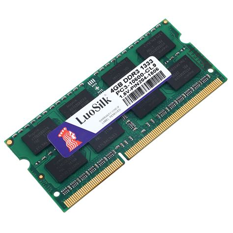 Memory Imac 4gb 4gb Ddr3 1333mhz Pc3 10600 So Dimm Ram For Macbook Imac